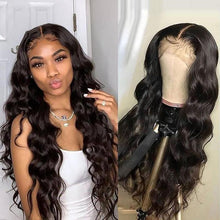 Load image into Gallery viewer, (HOT SALE🔥)BRAZILIAN BODY WAVY WIG LACE REMY WIG
