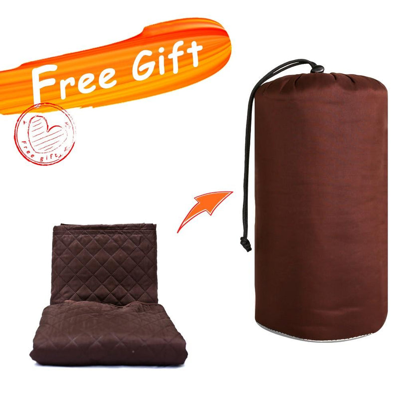 When not in use, pet sofa cover can be rolled and repacked in the complimentary storage bag