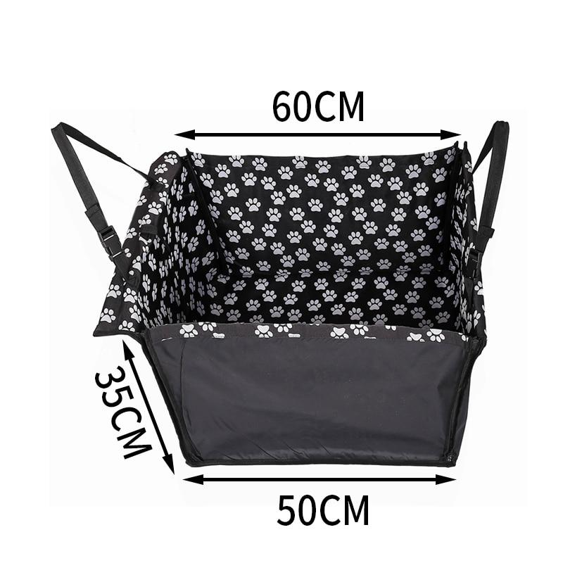 "car seat cover is 23.6""x 13.8"" x 19.7"" (60cm x 35cm x 50cm) takes up one back seat"