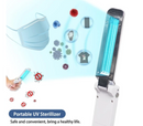 Portable UV Light Disinfection Wand