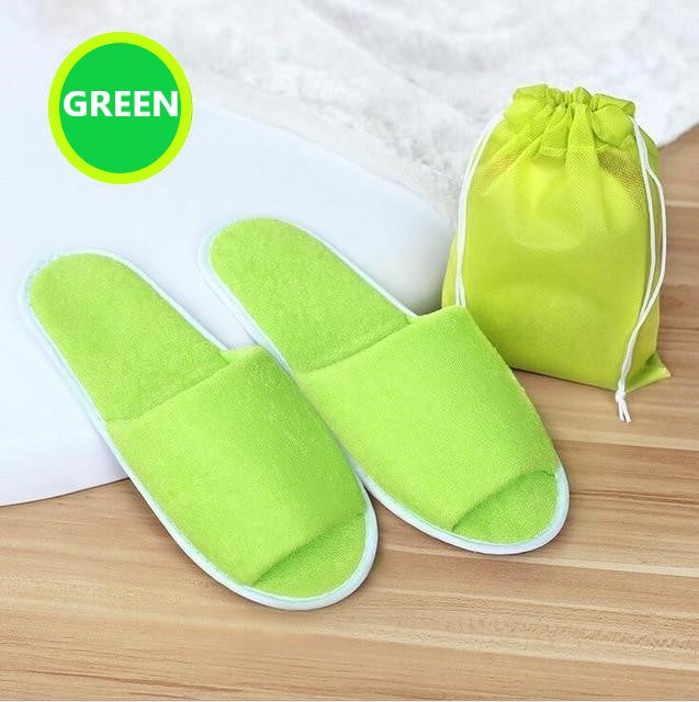 disposable_guest_spa_slippers_green