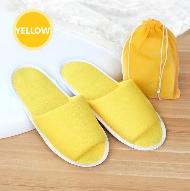 disposable_guest_spa_slippers_yellow