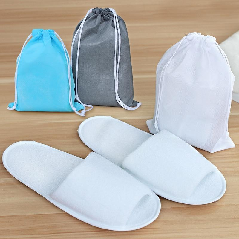 disposable slippers for guests