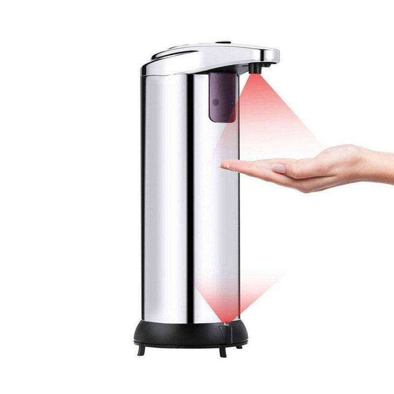 infrared motion sensor soap dispenser