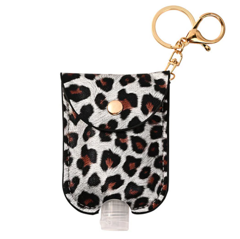 travel hand sanitizer holder