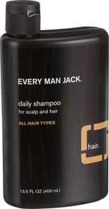 Daily Shampoo All Hair Types Sandalwood 400 ml
