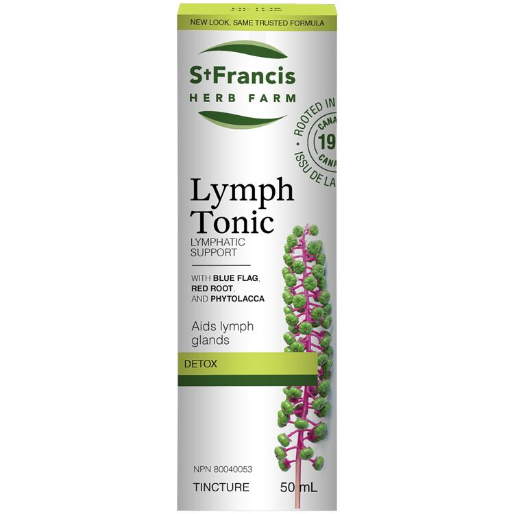 Lymph Tonic -- formerly called Laprinol Lymphatic Congestion