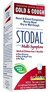 Stodal Multi-Symptom 125ml