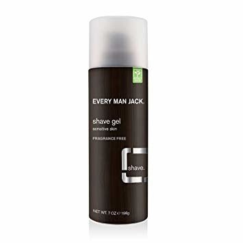 Shave Gel Fragrance Free 198 g