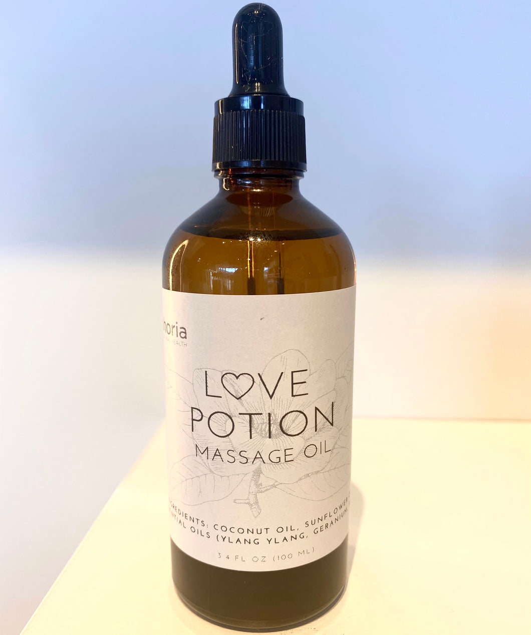 Euphoria Massage Oil