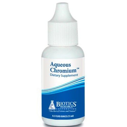 Aqueous Chromium 15mL