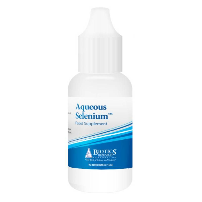 Aqueous Selenium 15ml
