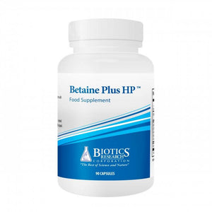 Betaine Plus HP (HCl-700 mg) 90 cap