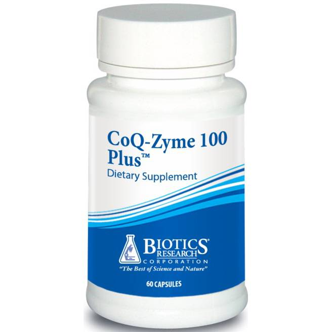 CoQ-Zyme 100 Plus (100 mg)