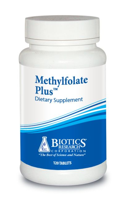 Methylfolate Plus 120 tabs