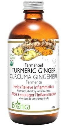 Fermented Turmeric Ginger 200ml