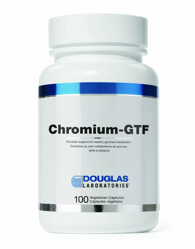 Chromium-GTF 100caps