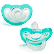 Jollypop + Pacifier 2pk 0-3m+ Soft Nipple