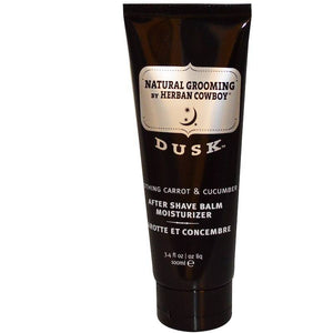 Dusk After Shave Balm Soothing Carrot and Cucumber 100 ml