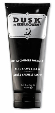 Dusk Aloe Shave Cream Ultra Comfort Formula 200 ml