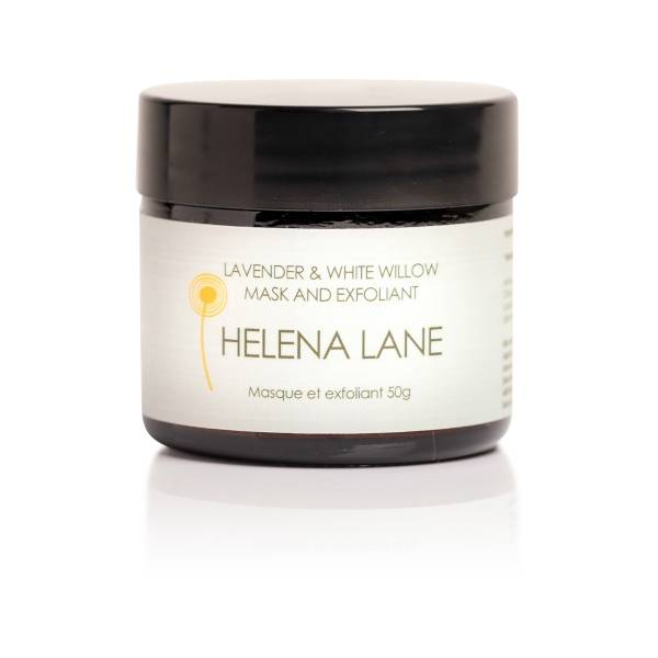 Lavender & White Willow Mask and Exfoliant 50 g
