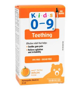 Kids 0-9 Teething 25 ml