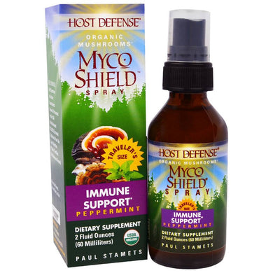 MycoShield Spray (Peppermint) 2 fl oz