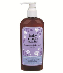 Baby Hugo Shampoo & Body Wash Chamomile and Vanilla 8 oz