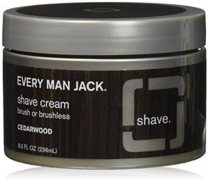 Shave Cream Cedarwood in a jar 236 ml