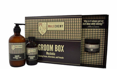 MALEchemy Groom Box
