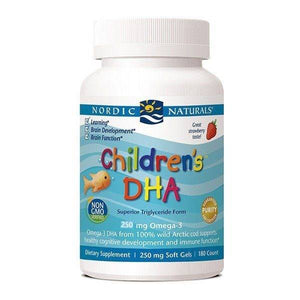 Children's DHA 90 soft gels