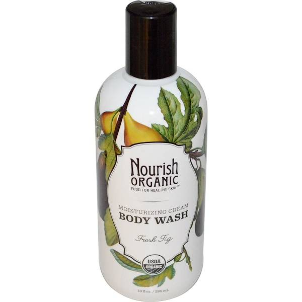 Organic Body Wash (Fresh Fig)-295 ml