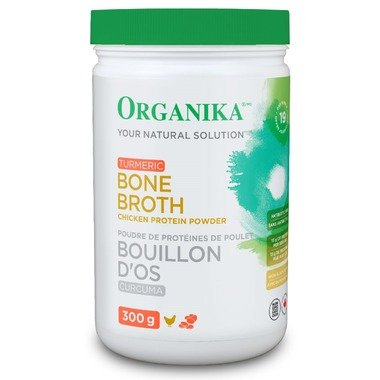 Turmeric Chicken Bone Broth Powder 300 g