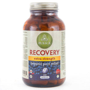 Recovery Whole Body Pain Relief 180 caps extra strength