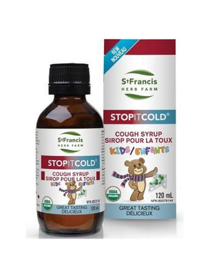 STOPITCOLD Kids Cough Syrup 120ml
