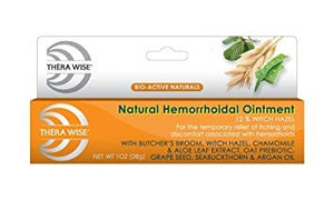 HmR Natural Hemorrhoidal Ointment-28 g