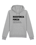 SWEAT CAPUCHE RESISTENZA MIXTE