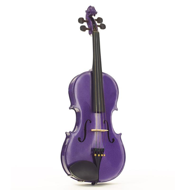 Harlequin Viola Outfit Purple 16 inch - Biggars Music