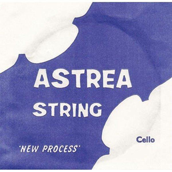 Astrea 2493 4/4 Size Beginners Cello Single G String