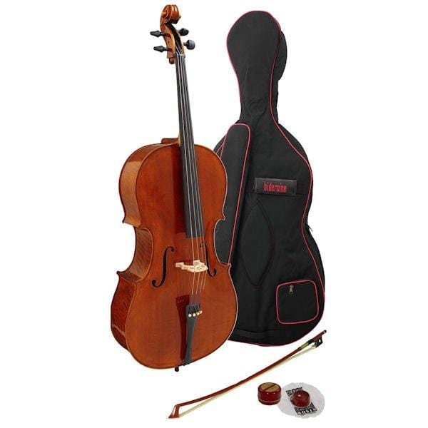 Hidersine Piacenza Cello 3193 Full Size Cello Outfit