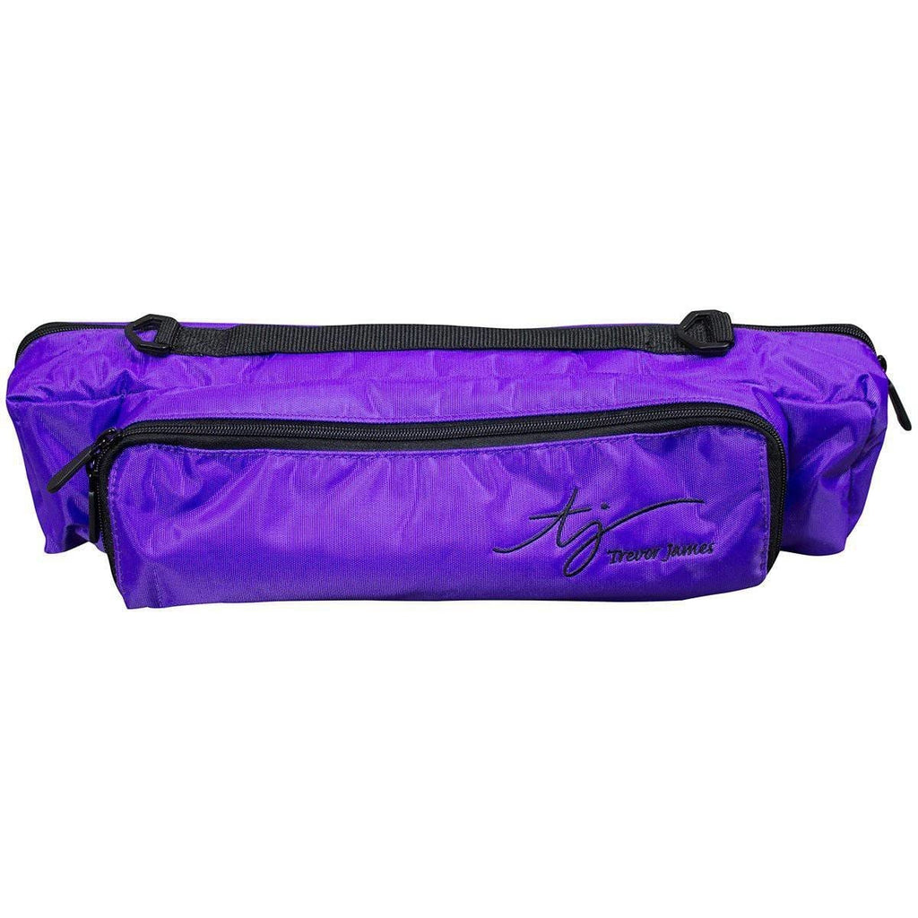 Trevor James Flute & Piccolo Bag - Purple