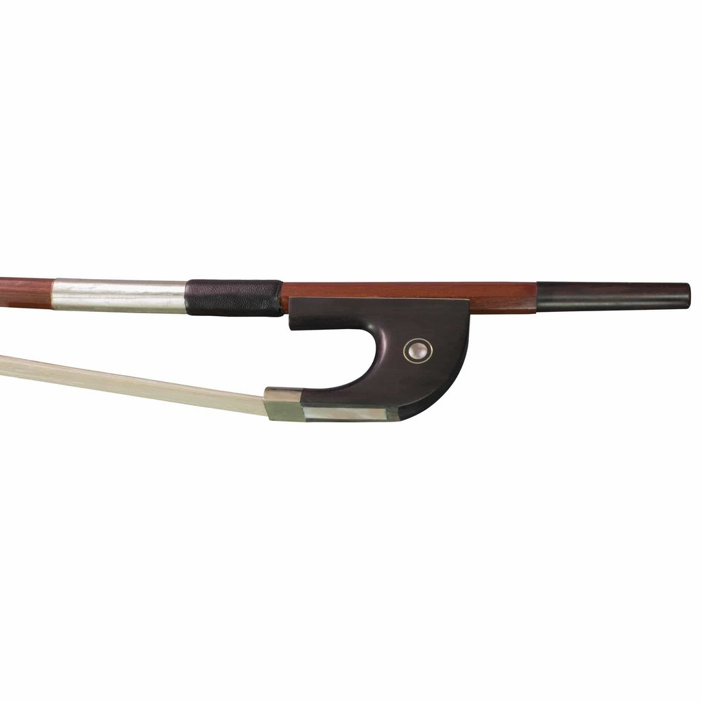 Hidersine Bow Double Bass 3/4 Brazilwood - German Style