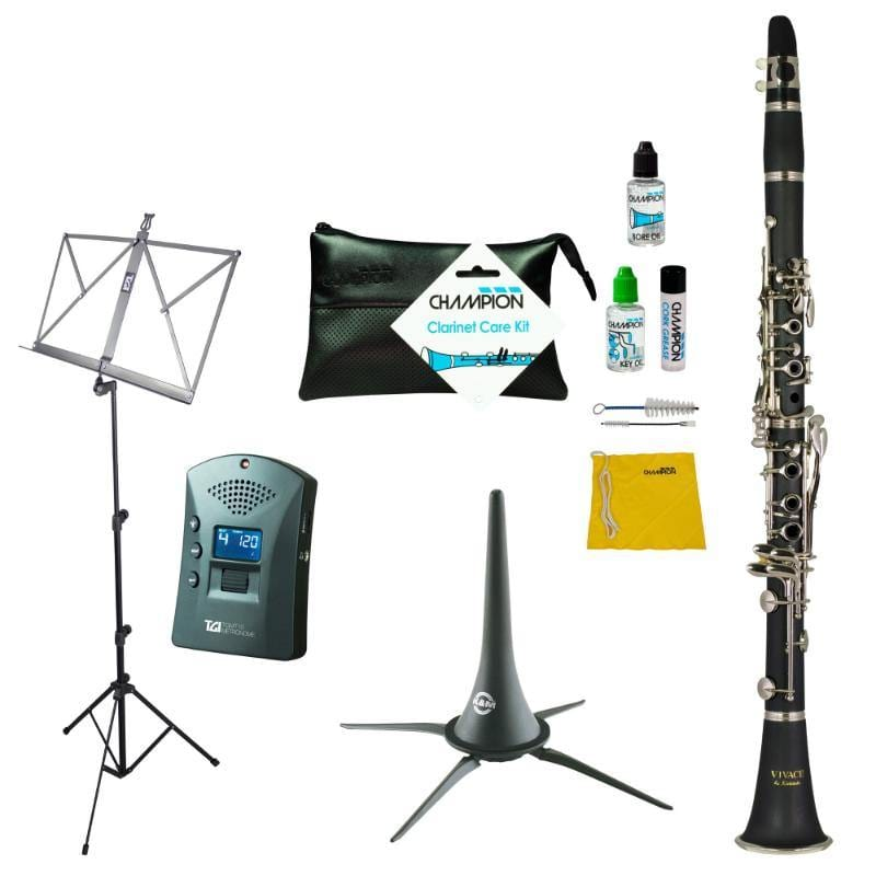 Beginners Bb Clarinet Package - Biggars Music