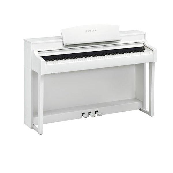 Yamaha Clavinova CSP150WH Smart Pianist White Satin Digital Piano *FREE STOOL & HEADPHONES*