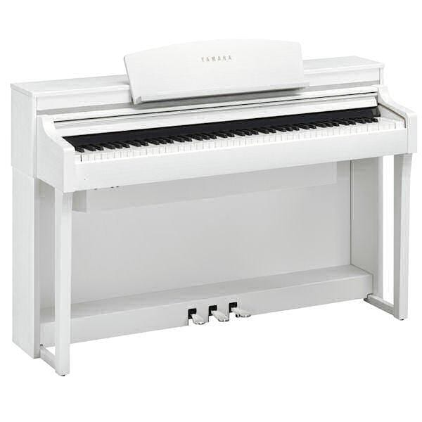 Yamaha Clavinova CSP170WH Smart Pianist White Satin Digital Piano