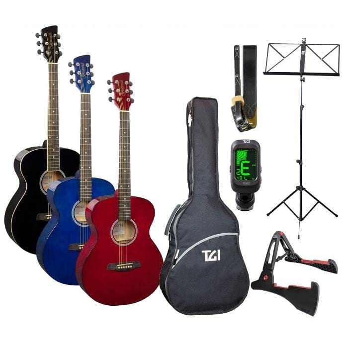 Beginners Acoustic Guitar Pack