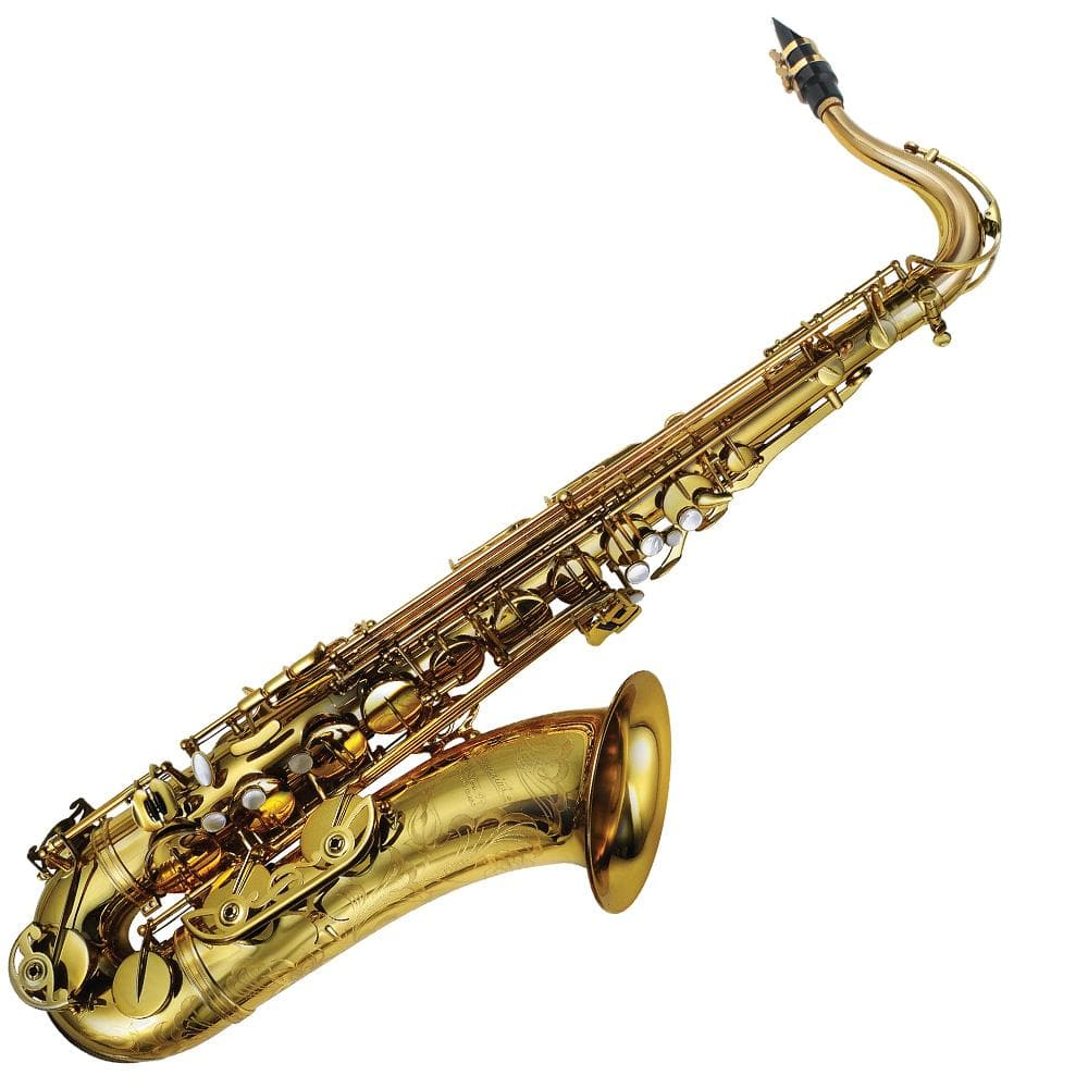 P Mauriat Master 97 Tenor Saxophone - Gold Lacquer