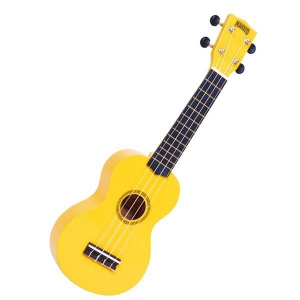 Mahalo Yellow Soprano Ukulele MR1YL