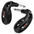 Xvive Wireless Guitar System - Black