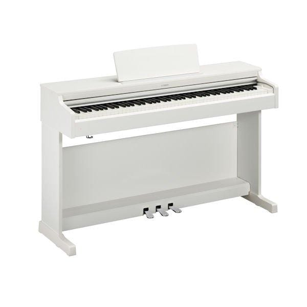 Yamaha YDP164 Satin White Arius Digital Piano